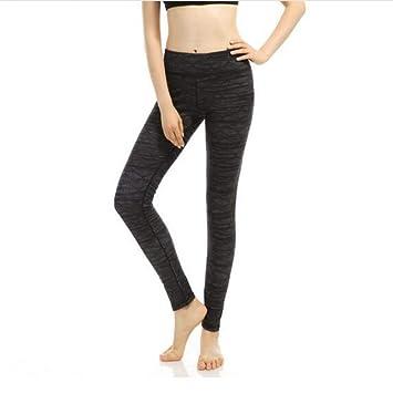 ZCJB Pantalones Yoga Mujer Leggings de Verano Deporte ...