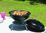 Mini Portable BBQ Grill Compact Picnic Charcoal Grill Tailgating Camping Backyard BBQ Grill