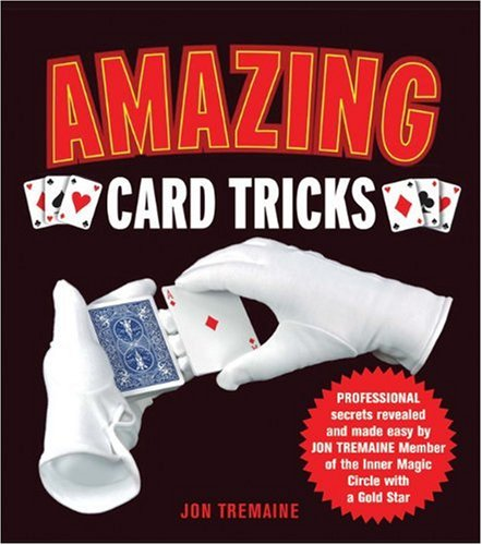 Amazing Card Tricks by Brand: Barron's Educational Series