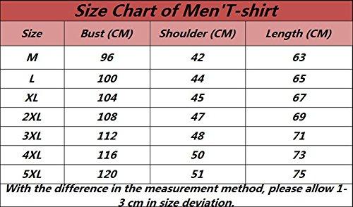 Core Fitness Asciugatura Immagine2 Veloce Compressione Come shirt T Sportivi Unisex Manica A Corta Da Yiijee 8gSRwnqBx