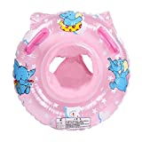 Mochiglory Baby Elephants Swimming Ring Seat Environmental PVC Material Safety Deepen