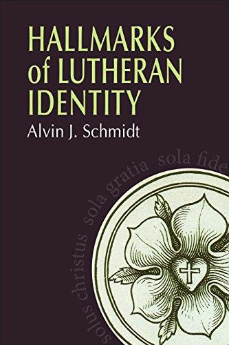 Price comparison product image Hallmarks of Lutheran Identity