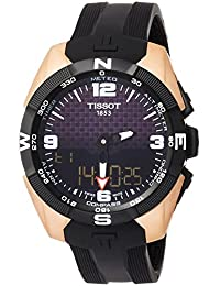 TISSOT watch T-Touch Expert Solar NBA Special Edition T0914204720700 Men's [regular imported goods]
