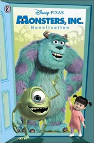 Monsters Inc Novelization Novelisation Disney Kiki Thorpe 9780141314310 Amazon Com Books