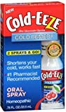 COLD-EEZE Oral Spray Natural Cherry 0.76 oz (Pack of 2)