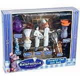 Ratatouille character cast Figure Set