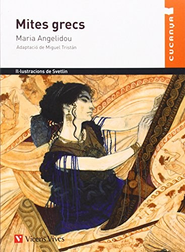 Mites Grecs - Cucanya (Col·lecció Cucanya) - 9788431690663