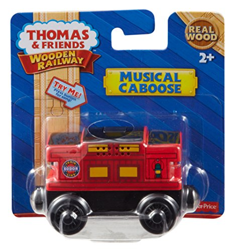 Fisher Price Thomas Amp Friends Wooden Railway Musical