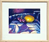 Untitled Lemon and Grapes Still Life