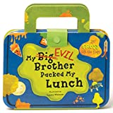 My Big Evil Brother Packed My Lunch: 20+ gross lift-the-flaps