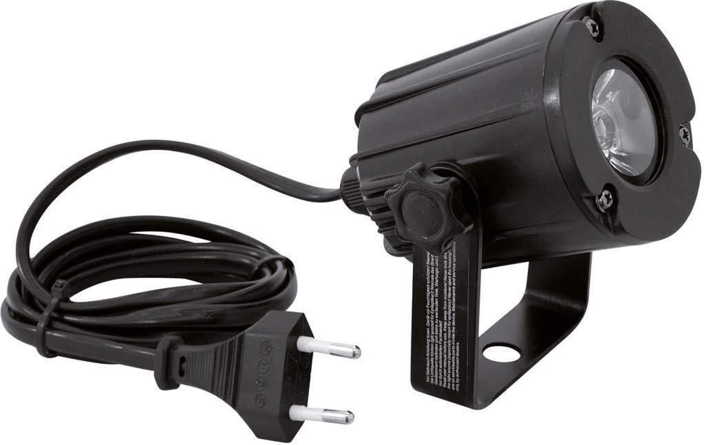 Scharnberger+Has. LED-Scheinwerfer 82945 PST-3W Spot, schwarz Downlight Strahler Flutlicht 4034451829459