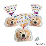 Doggy Bag Cellophane Bags - 12 pc