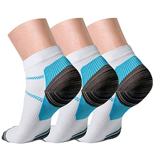 3 Pairs Compression Socks for Women and