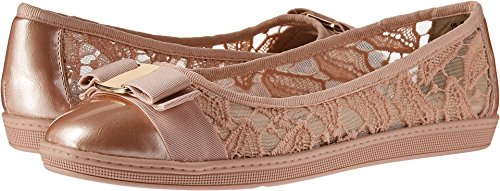 Soft Style Shoes - Soft Style by Hush Puppies Women's Fagan Loafer, Rose Cloud Mist, 08.5 XW US