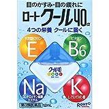 Rohto Cool 40a eyedrops 12ml  (Japan Import)