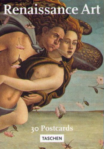 Download Renaissance Art: 30 Postcards (PostcardBooks) pdf