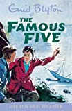 Five Run Away Together: Classic cover edition: Book 3 (Famous Five, Band 3)