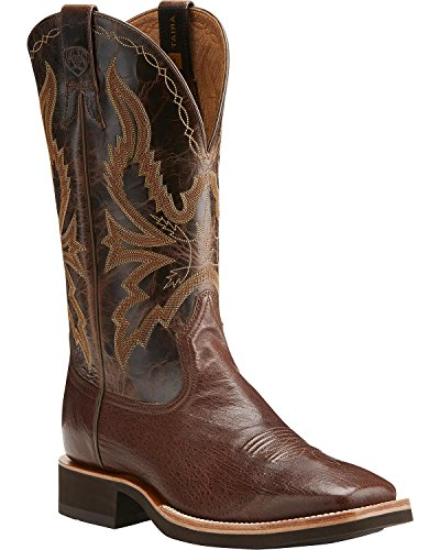Cowboy Crepe Boots - 7