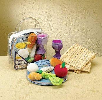 - My Deluxe Soft Seder Set