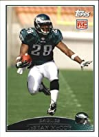 2009 Topps #400 LeSean McCoy RC - Philadelphia Eagles (RC - Rookie Card)(Football Cards)