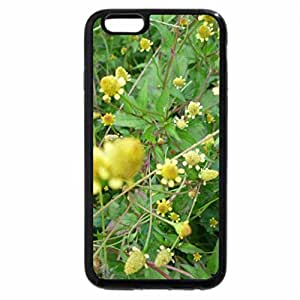 iPhone 6S Plus Case, iPhone 6 Plus Case, Wild yellow flowers