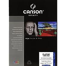 "Canson Infinity Platine Fibre Rag Fine Art Paper, 11""X17"""