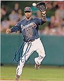 Ozzie Albies Autographed Photo - 8x10 - Autographed MLB Photos