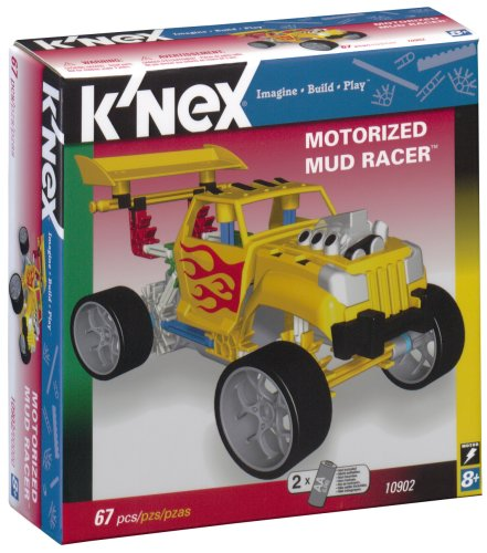 Knex Racers (K'Nex: Motorized Mud Racers Building Set)