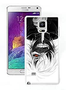 Tokyo Ghoul Mask 2 White Hottest Sell Customized Samsung Galaxy Note 4 Case