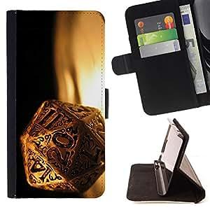 - Magic Dice/ Personalizada del estilo del dise???¡¯???¡Ào de la PU Caso de encargo del cuero del tir???¡¯????n del s - Cao - For Samsung Galaxy Note 3 II