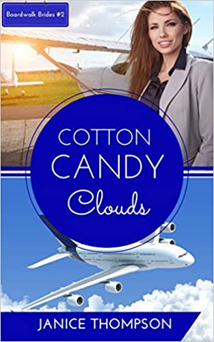 Cotton Candy Clouds (Boardwalk Brides Book 2)