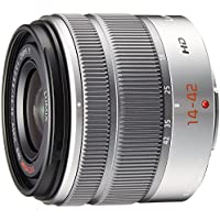 Panasonic LUMIX G VARIO 14-42mm / F3.5-5.6 II ASPH. / MEGA O.I.S. Digital Interchangeable Zoom Lens - H-FS1442A - Silver
