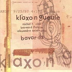 Klaxon Gueule - Bavards