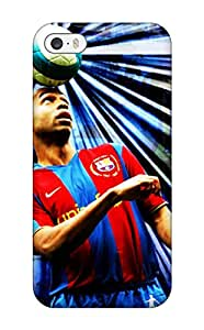 High Quality Shock Absorbing Case For Iphone 5/5s-thierry Henry