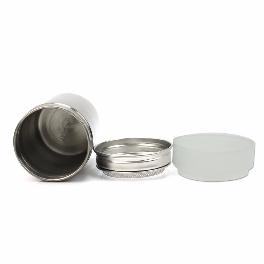 Hot Sale Stainless Chocolate Shaker Icing Sugar Salt Cocoa Flour Coffee Sifter