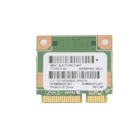 Ralink rt3290 Half Mini PCIe PCI-Express WLAN inalámbrica ...