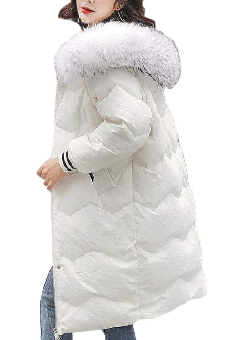 2 Keaac Women Packable Outwears Plus Szie LongSleeved Fashion Hoode Jackets