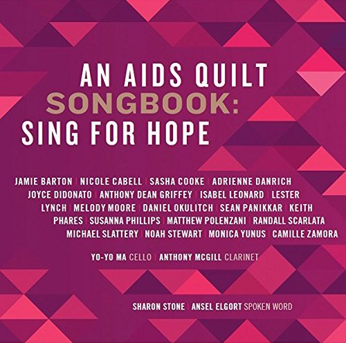 An AIDS Quilt Songbook : Sing for Hope