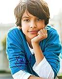 Xolo Mariduena Signed Autographed 8x10 Photo COBRA KAI Child Actor COA AB