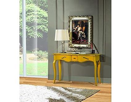 Vintage Home Consolle in legno stile francese L130 P75 H80 ...