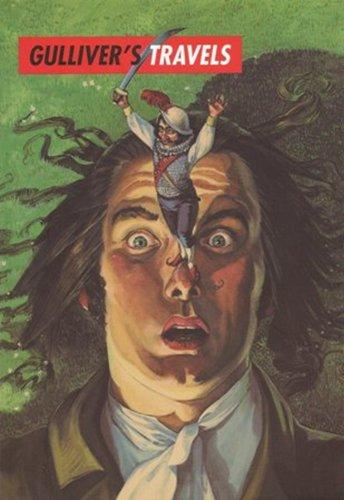 Gulliver Travels Comic Book