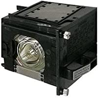 915P049A10 Mitsubishi Projection TV Lamp Replacement. Lamp Assembly with High Quality Osram Neolux Bulb Inside
