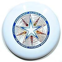 Discraft Ultra-Star 175g Ultimate Frisbee Starburst - weiß