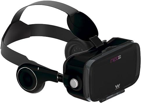 Woxter Neo VR5 - Gafas de Realidad Virtual 3D para Smartphone ...