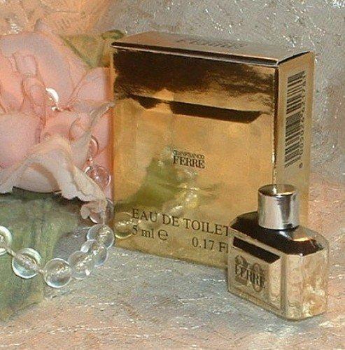 (FERRE 20 - Gianfranco Ferre - Mini Miniature - Eau de Toilette EDT Perfume )