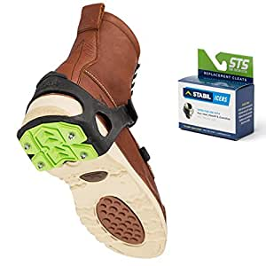 Amazon.com: STABILicers Heel, Made in USA, Snow and Ice