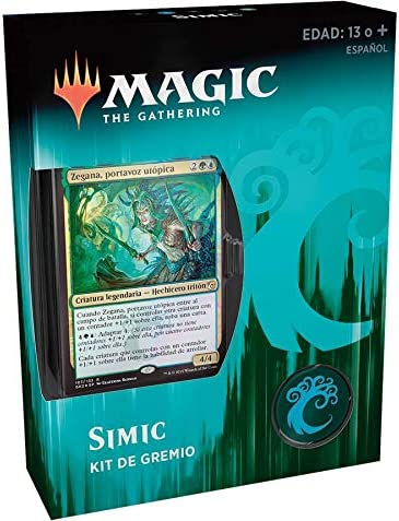 BLIZARD Magic The Gathering SIMIC Kit DE Gremio