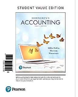 Amazon business esentials student value edition plus 2017 horngrens accounting student value edition plus mylab accounting with pearson etext access card fandeluxe Choice Image
