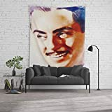 Society6 Wall Tapestry, Size Large: 88'' x 104'', William Powell, Movie Star by esotericaartagency