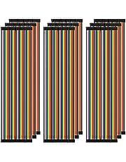 AZDelivery 3 x Jumper Wire Kabel Draadkabel 3 x 40 stuks per 20 cm M2M/ F2M / F2F compatibel met Arduino en Raspberry Pi Inclusief E-Book!